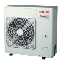 Кондиционер Toshiba RAS-5M34UAV-E (наружный блок)