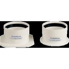 Комплект прямых фланцов Immergas D=80 мм для конденсационных котлов (3.012087)