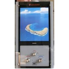 Газовая колонка Savanna 10л стекло LCD-атолл