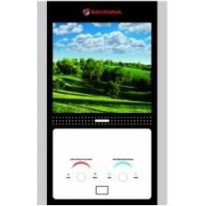 Газовая колонка Savanna 10л стекло LCD-долина
