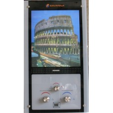 Газовая колонка Savanna 10л стекло LCD-колизей