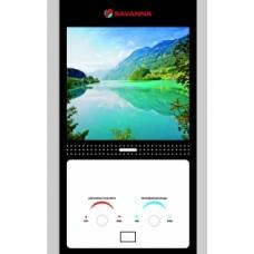 Газовая колонка Savanna 10л стекло LCD-озеро