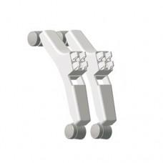 Ножки для электрического конвектора OLMO (напольные с роликами)