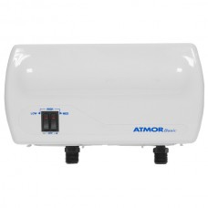 Водонагреватель проточный ATMOR Basic 3.5(1.5+2)кВт Душ