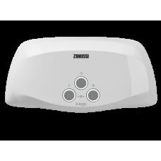 Водонагреватель проточный Zanussi 3-logic 6,5 TS (кран+душ)